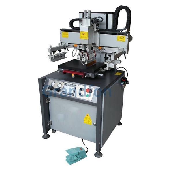 small screen printing machine