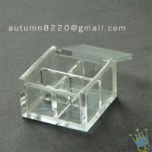 Cheap BO (3) acrylic boxes wholesale for sale