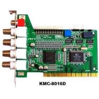 China 16 channel dvr card(KMC-8016D) on sale