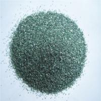 Cheap Silicon carbide green carbide for grinding polishing lapping for sale