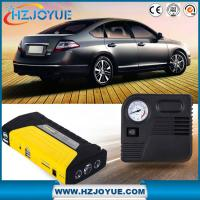 Cheap 12v car jump starter with tire air pump compressor emergency hammer wholesale