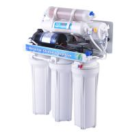 Cheap Undersink Mineral Reverse Osmosis Water System , 6 Stages Residential Water Filters for sale