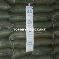 Buy cheap 10g 50g 750g 1000g TOPDRY Dessicant Moisture Absorber Compared With Silica Gel from wholesalers