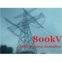 Cheap Composite Suspension Transmission Tower Insulators High Tension 800 kV wholesale