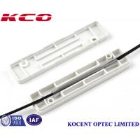 China FTTH Optic Fiber Drop Cable Protection Box KCO - PB-S-01 For 60mm Optical Sleeve on sale