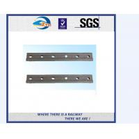 China railway fish plate manufacture used to joint steel rails on sale