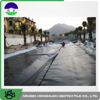 Cheap Geomembrane PP woven geotextile soft soil stabilization projects wholesale