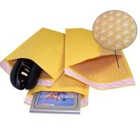 Cheap yellow bubble envelopes in size  30*40+4.5cm packaging Consumer electronics manufacture in china for sale