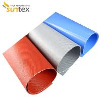 Cheap Good Chemical Resistance Silicone Coated Fiberglass Fabric For Insulation Facings for sale