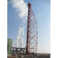 Cheap EPC Contracting Service Elevated Flare System / Refinery Flare System for sale