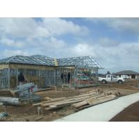 Buy cheap Durable Prefabricated House , Light Steel Frame Houses from Wholesalers
