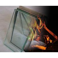 Buy cheap Black Silk Laminated Safety Glass Art Glass Flat Panel 8mm For Home from wholesalers