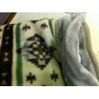 Cheap 100% Polyester Single Bed Blankets for sale