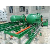 Buy cheap Automatic Horizontal Pressure Leaf Filter Dry Or Wet Solids Discharge from wholesalers