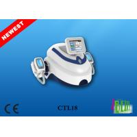 Cheap 50-60Hz Voltage Cryolipolysis Slimming Machine With Optional Cryo Handles wholesale