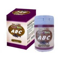 Cheap Health promoting ABC Acai Berry Soft Gel, Body Slimming Diet Pills with Skin beauty  for sale