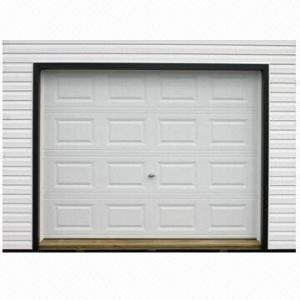 garage door manual to automatic