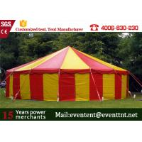 Cheap easy installation custom event tents hot galvanized for outdoor