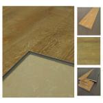 Cheap Wooden Carpet Flooring Original Brown Wood Color Plain Flat Pattern for sale