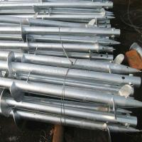 Cheap alloy steel Ground Screw for sale