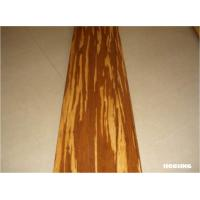 China Tiger Grain Strand Eco Friendly Bamboo Flooring 960 * 96 * 15 mm on sale