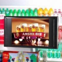 China 10-inch LCD Advertising Player with Motion Sensor Function, Remote Control and High-speed USB Host on sale