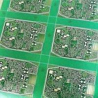 Cheap Double-sided PCB with HASL Lead-free Finish, 0.3mm Line Width and Space, UL Mark for sale