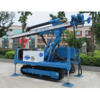 Cheap ISO9001 Dth Hammer Hydraulic Core Drill Rig / pile foundation machine wholesale