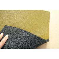 Quality Surface Staining Rubber Flooring Tile 500*500mm for sale