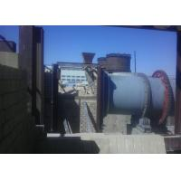 Cheap Large Rotary Dryer Machine , Heavy Duty Rotary Dryer For Cement Plant for sale
