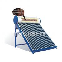 China Free Standing Vacuum Tube Solar Water Heater Evacuated Tube Solar Hot Water Systems on sale