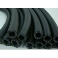 Cheap Durable Rubber Airline Hose , Rubber Air Hose With Abrasion And Oil Resistant Outer Cover for sale