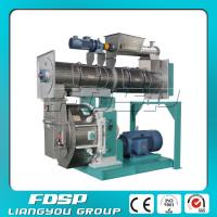 Cheap Large capacity animal feed pellet mill machine with CE certification wholesale