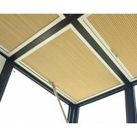 China Manual Style Skylight Rooftop Window Cellular Honeycomb Blinds Curtain on sale