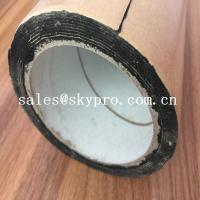 Cheap Strong Adhesive Kraft Paper Butyl Rubber Sheeting Roll Sound Absorbing Damping for sale