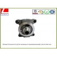 Cheap OEM Metal Stainless Steel Machining Parts For Household Applications for sale