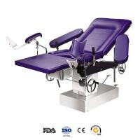 Cheap Portable stainless steel gyn exam table hospital for female patient for sale