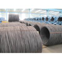 Cheap Crane Beams Light Round Surface Spring Steel Wire Rod GB 70# , Spring Steel Wire wholesale