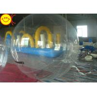 Cheap Custom Inflatable Water Ball / Inflatable Water Walking Ball For Water Party for sale