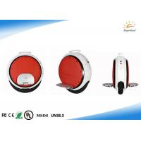 China 16 inch LED Flash Light  Electric Unicycle Scooter on sale