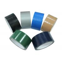 China Self Adhesive Easy Tear Cloth Packaging Duct Tape For Home Use on sale
