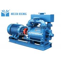 China 2BE Commercial Water Ring Vacuum Pump , Large Liquid Ring Vacuum Pump on sale