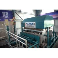 Cheap Small Paper Pulp Moulding Machine , Small Egg Tray Making Machine for sale