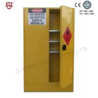 Quality Flammable Storage CabinerWith Dual Vents For Dangerous Goods , 250L wholesale