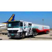 China Howo 46000L 35000L Special Purpose Truck Aircraft Refueler Trucks 380hp Engine Power: on sale