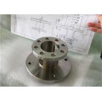 Cheap 316 Stainless Steel CNC Machining Services With Electroplating Surface for sale