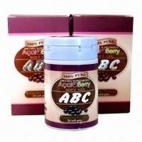 Buy cheap 4-PK/30 ABC 1 Botanical Extract with Natural Ingredients from wholesalers