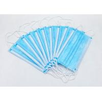 Cheap Fiberglass Free Disposable Medical Mask Dust Prevention OEM ODM Available for sale