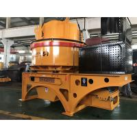 China Small VSI Sand Making Machine River Rock Sand Maker With 80TPH Capacity on sale