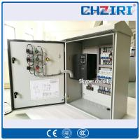 Cheap Customized 15KW one-drive-four motors VFD speed control cabinet variable frequency inverter for sale